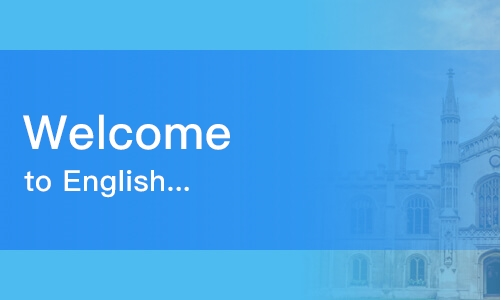 Welcome to English(2A2B)课程